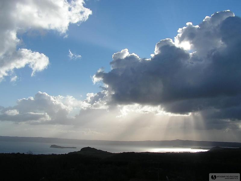 облако умиротворения