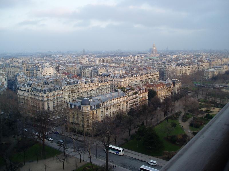 Париж, 14 февраля 2006