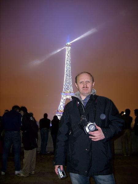 Привет из Парижа
