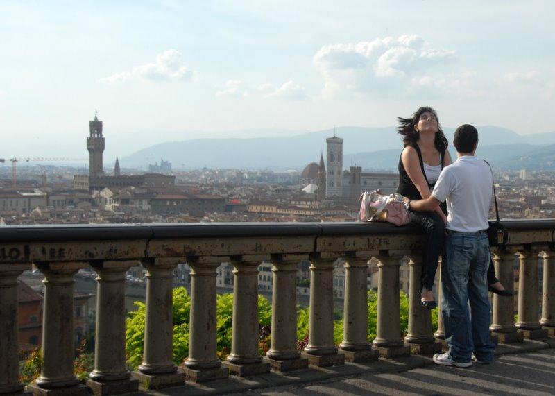 флоренция город романтиков