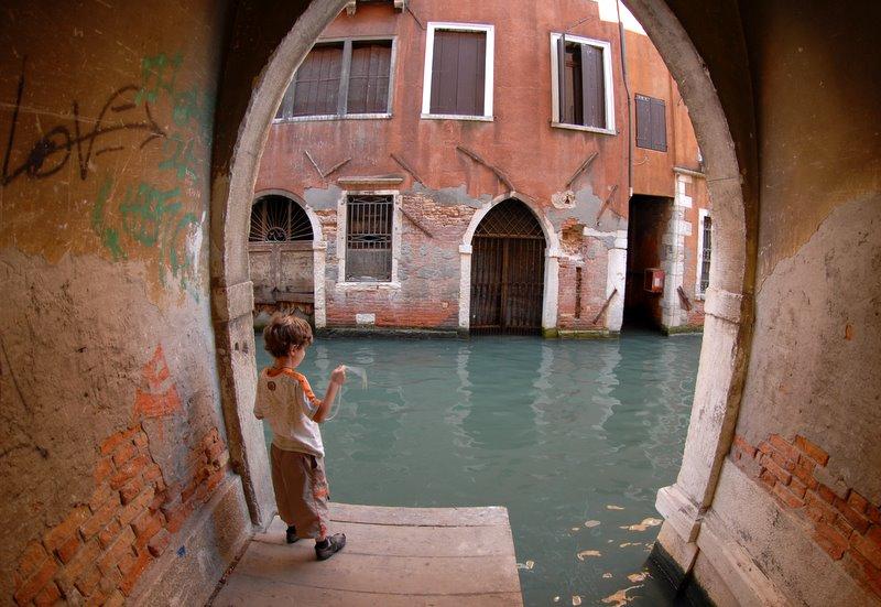 венецианский рыбак