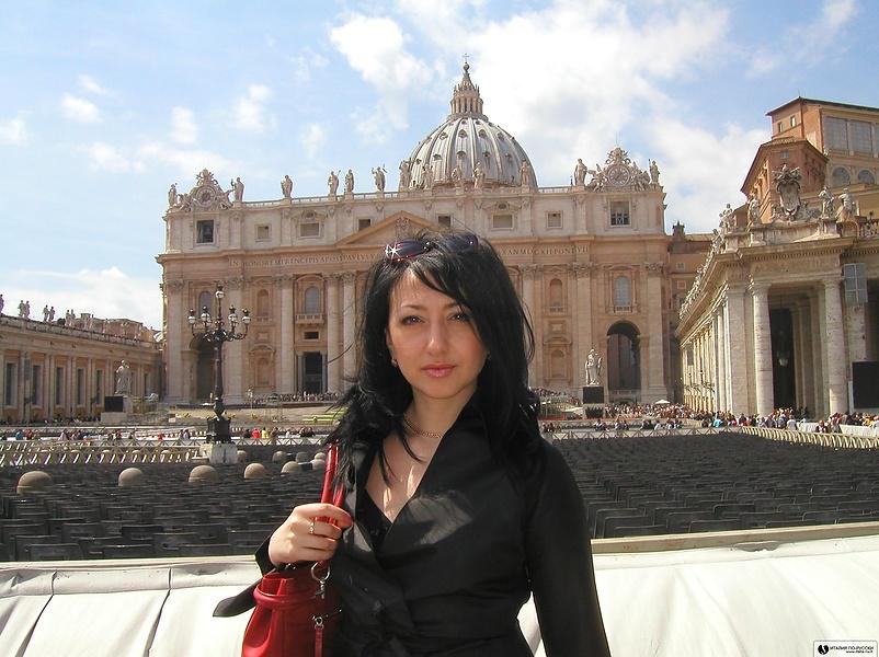 а это мое любимое место в Риме