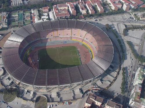 Стадион San-Paolo