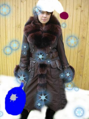 Я многим кажусь холодной и неприступной как Снегурочка...