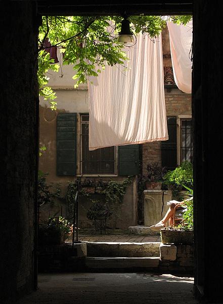 Венеция. После полудня.