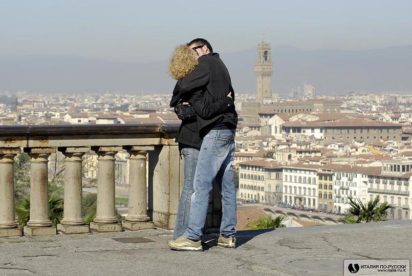 флорентийский поцелуй