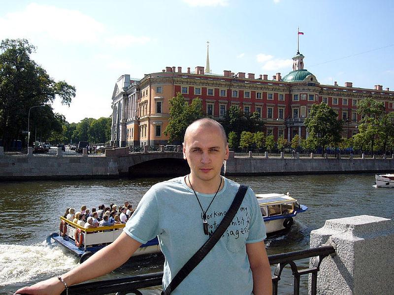 Питер,август 2006
