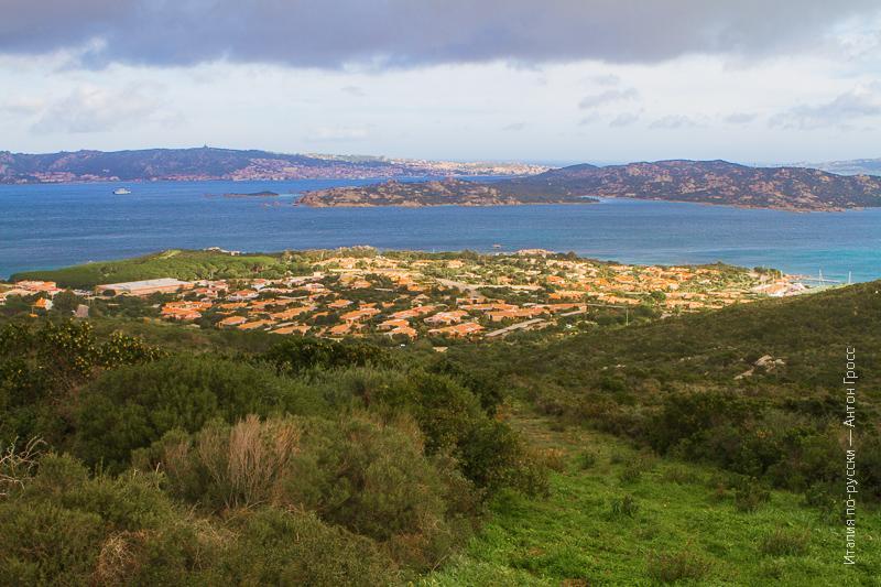 Сардиния в феврале