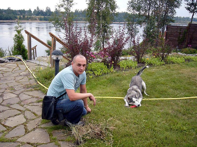 Свердлово(под Питером)август 2006