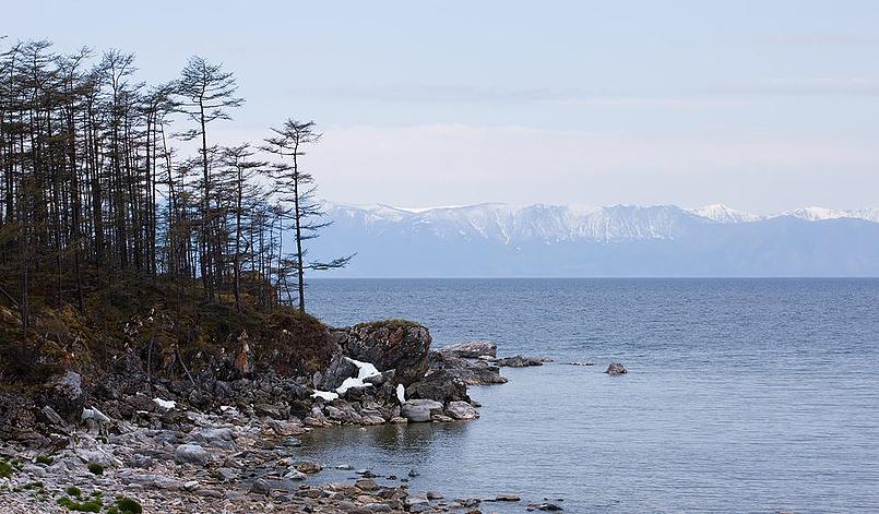 Байкальский этюд-VII