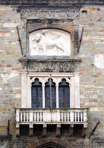 Бергамо – символ города