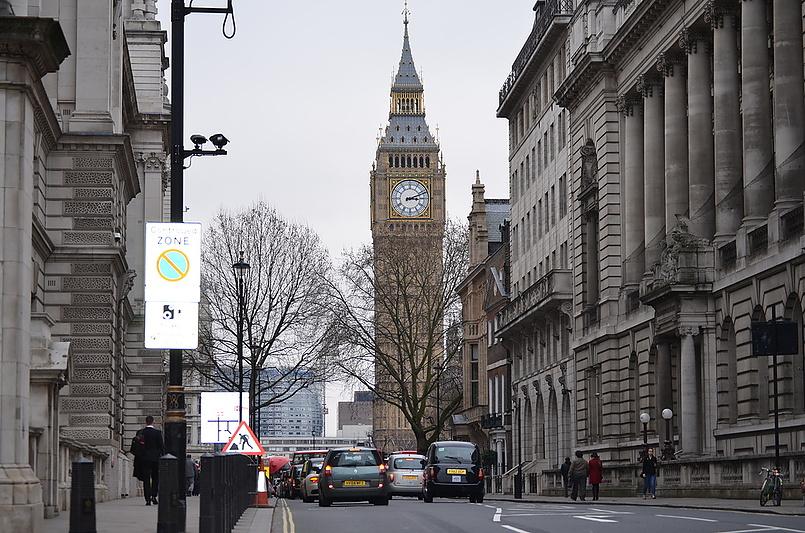 Символ Лондона.