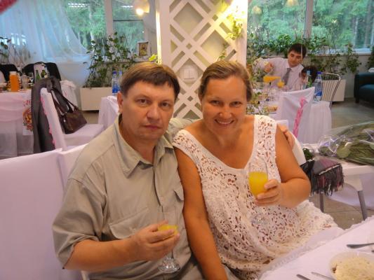 Я с мужем Мишей