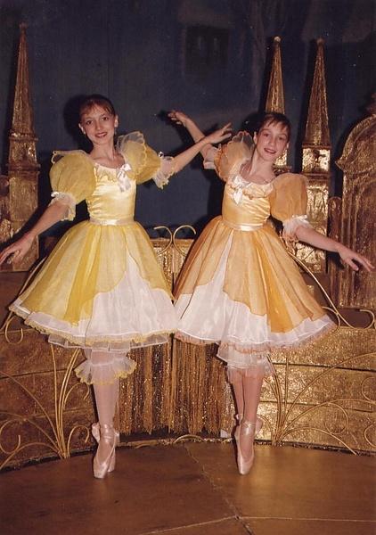 Я - балерина!