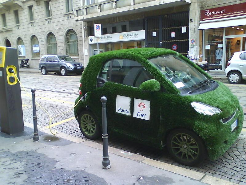 Машина с натуральным покрытием)))