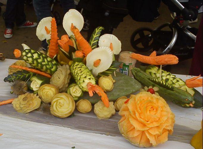 Овощная фантазия