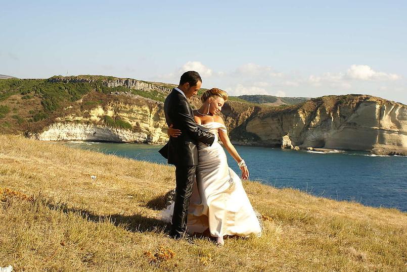 Наша солнечая свадьба)