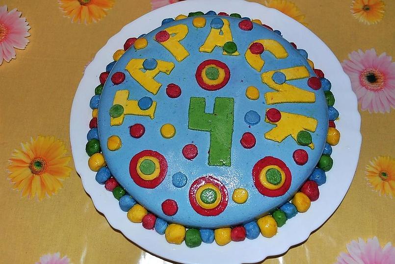 Тортик ...