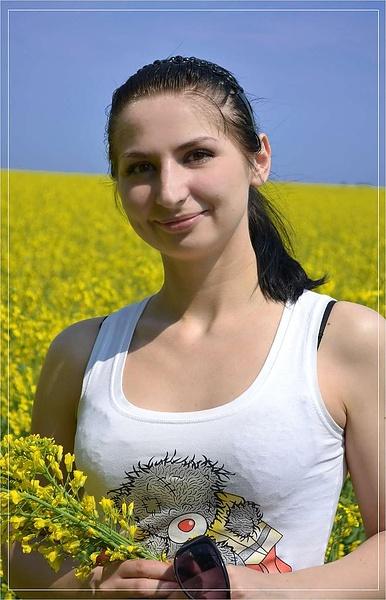 Украинка :)