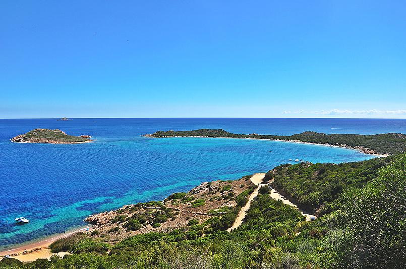 Sardinia. Punta Est