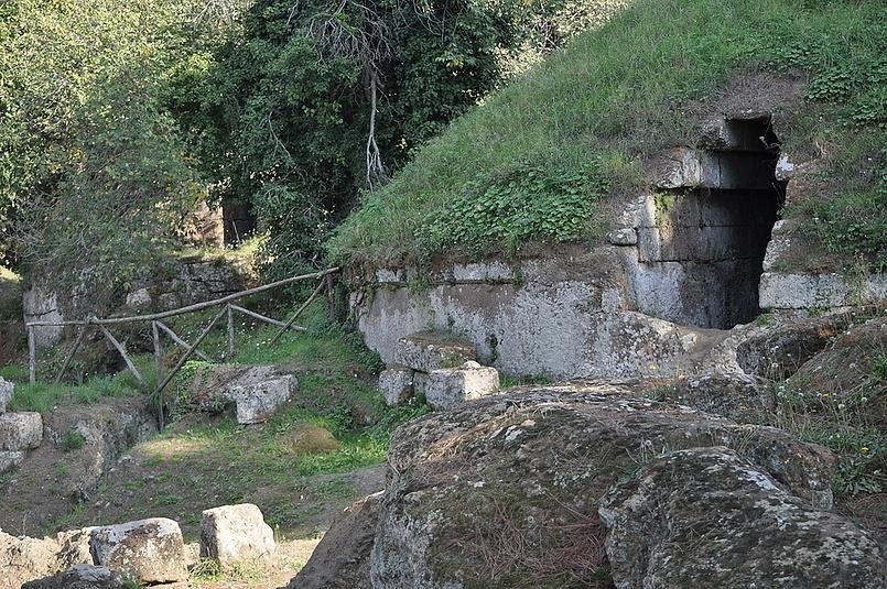 Некрополь Черветери