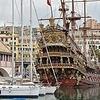 Il Galeone Neptune .Porto antico. Genova