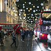 Лондон готов к зимним праздникам.