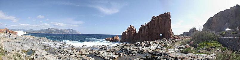 Сардинские панорамы