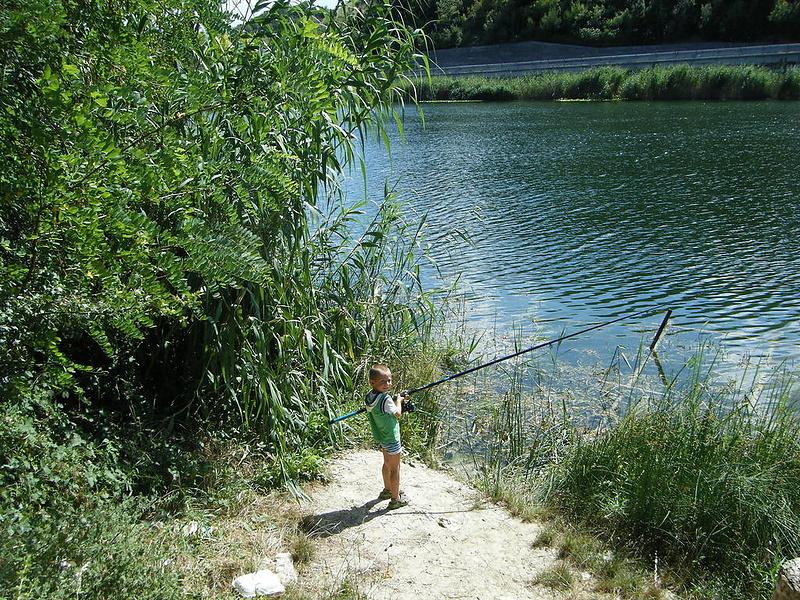 a ловись рыбка большая и побольше