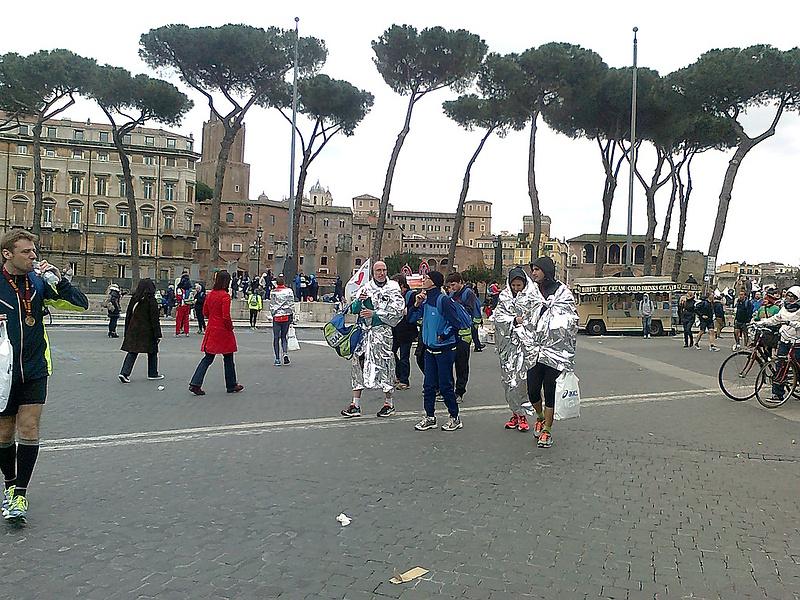 Марафон в Риме