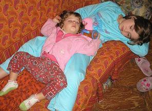 Спящие красавицы.