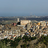 Вид на старый город Corigliano Calabro