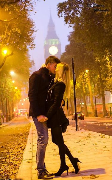 Ночь...любовь...Лондон