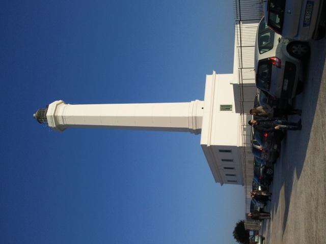 "Санта Мариа ди Леука,маяк на самом краю ""Каблучка"""
