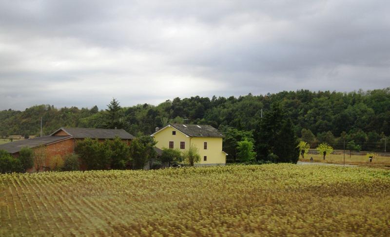 Такая сельская Италия...
