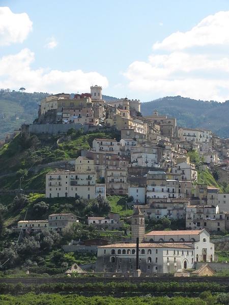 Corigliano Calabro (Calabria), Italia