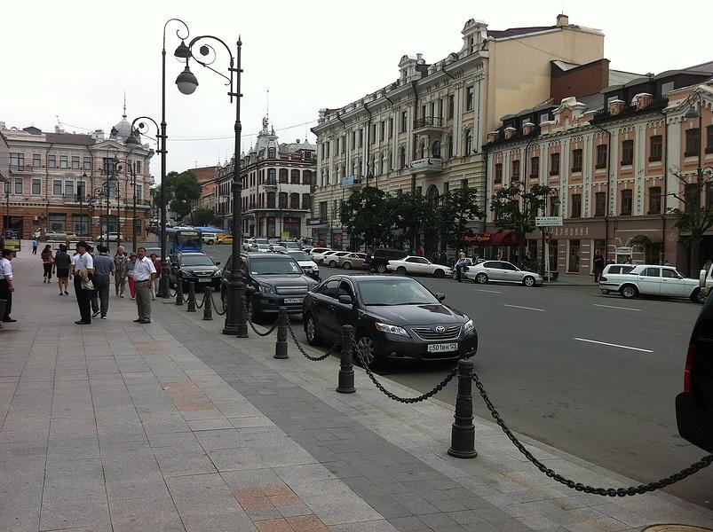 Vladivostok,город в котором я жила