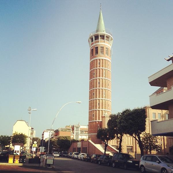 Civitanova Marche,город в котором я живу