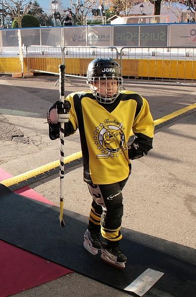 Хокеист