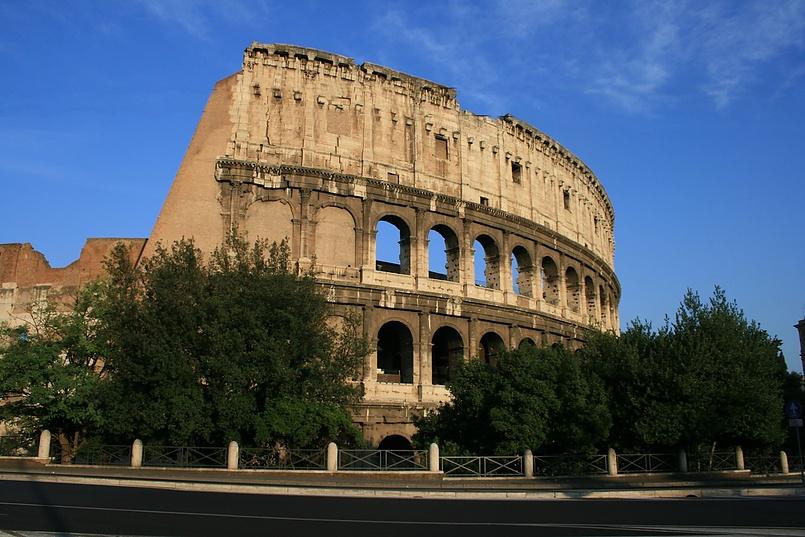 Доброе утро Рим