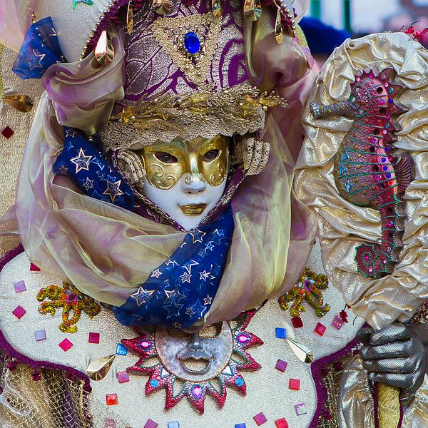 Карнавал в Венеции - Морской правитель