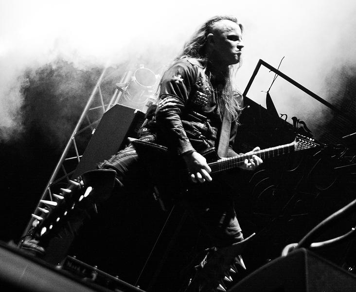 "Patryk ""Seth"" Sztyber на MetalCamp 2010"