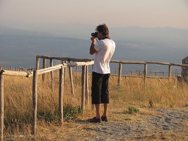 Мой любимый фотограф