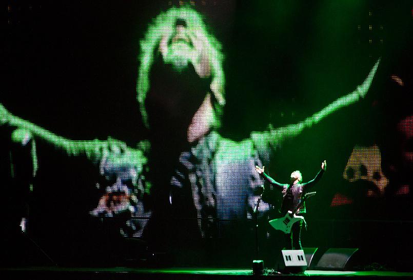 Metallica в Удине