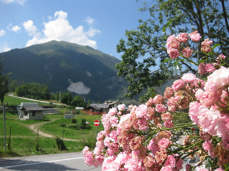 Limone .Piemonte. Alpi Marittime.
