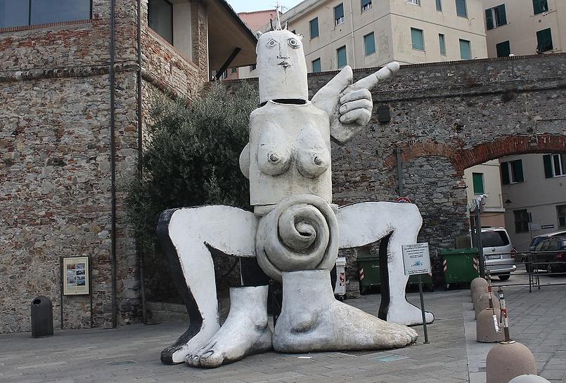 Из семейства скульптур