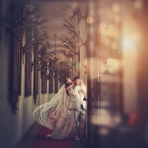 Свадьба в  Италии.