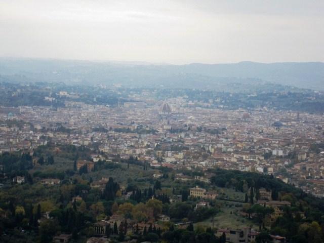 Фьезоле- сосед Флоренции