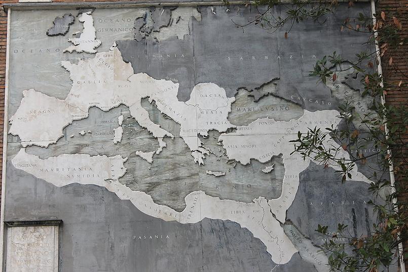 Империя Рима