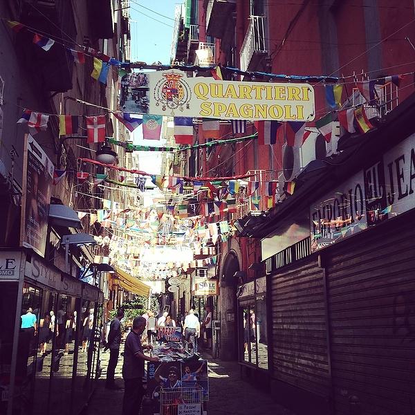 Испанские кварталы